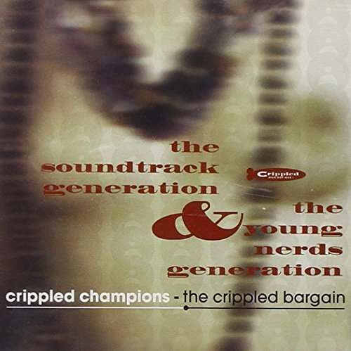 Bild 1: Crippled Champions (1998; 2000 copies only), Soundtrack Generation & Young Nerd Generation (Doris Troy, Jerry van Rooyen, Hübler/Schwab, Gert Wilden, Teo Usuelli..)