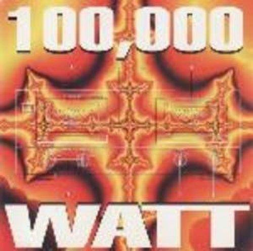 Bild 1: 100,000 Watt (1995, I), Indiana, Jens, Digital Circles, Exit Way..