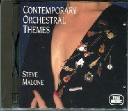 Фото 1: Steve Malone, Contemporary orchestral themes (1992, F)