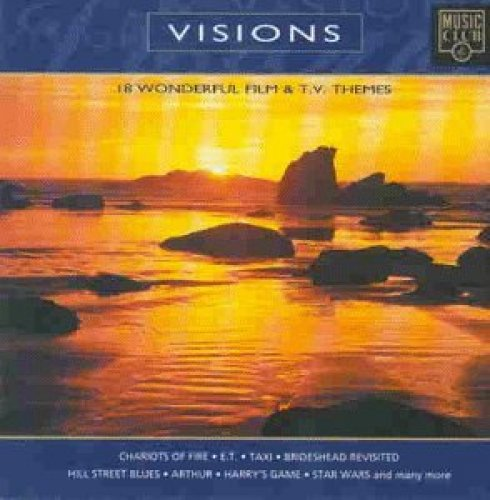 Bild 1: Visions-18 wonderful Film & T.V. Themes (1994), LSO, Light Shadows, Eastern Images, Derek Hinde Quartet, Masterworks..