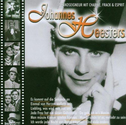 Bild 1: Johannes Heesters, Grandseigneur mit Charme, Frack & Esprit (18 tracks, 2000)