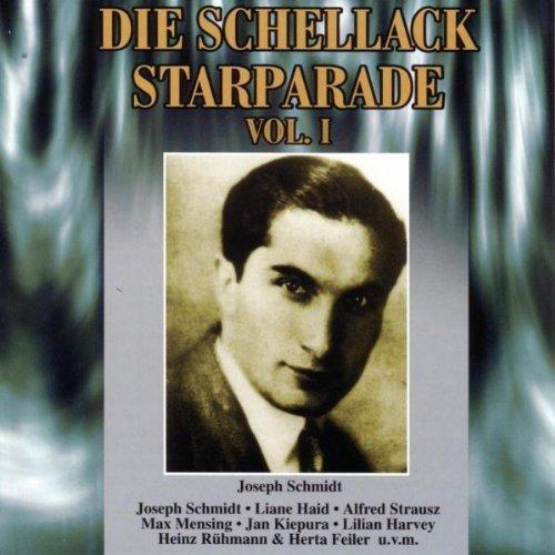 Bild 1: Schellack Starparade 1 (#zyx/pd5040), Joseph Schmidt, Marcel Wittrisch, Max Mensing, Liane Haid, Leo Moll..