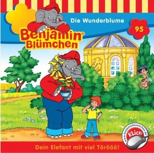 Bild 1: Benjamin Blümchen, Die Wunderblume