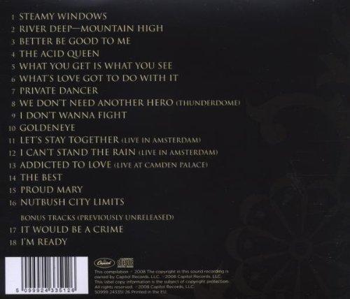 Bild 2: Tina Turner, Tina! (compilation, 18 tracks, 2008, Capitol/EMI)