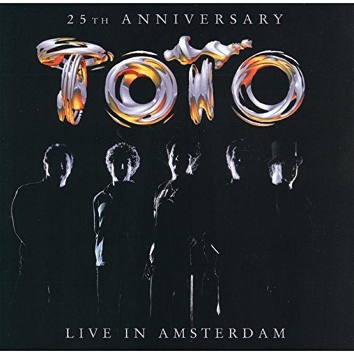 Bild 1: Toto, Live in Amsterdam (25th anniversary, 2003)
