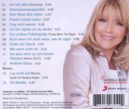 Bild 2: Lena Valaitis, Ich will alles (2012; 14 tracks, feat. Roland Kaiser)