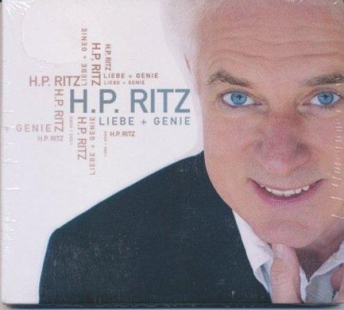 Bild 1: H.P. Ritz, Liebe + Genie (2010, digi)
