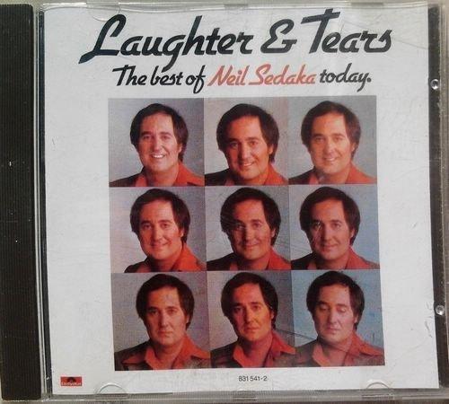Bild 1: Neil Sedaka, Laughter & tears-The best of Neil Sedaka today (1973-76/87)