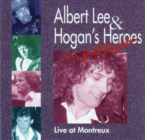 Bild 1: Albert Lee, In full flight-Live at Montreux (1993, & Hogan's Heroes)