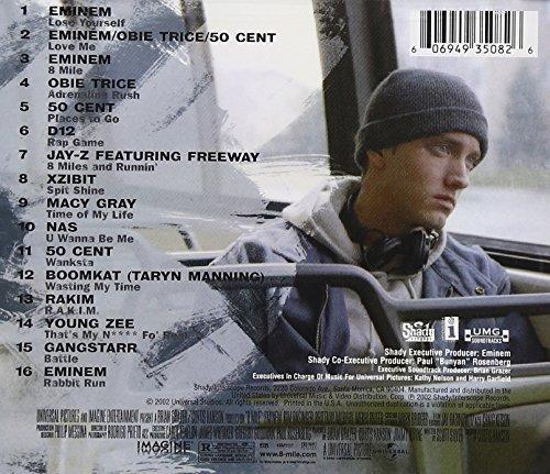 Bild 2: 8 Mile (2002, US), Eminem, Obie Trice, 50 Cent..