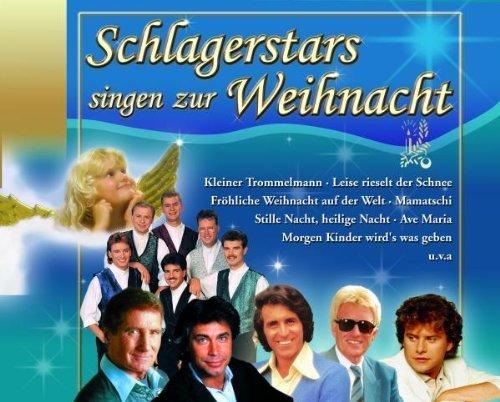 Image 1: Schlagerstars singen zur Weihnacht (Eurotrend), Andy Borg, Heino, Christian Anders, Peter Rubin, Nina & Mike..