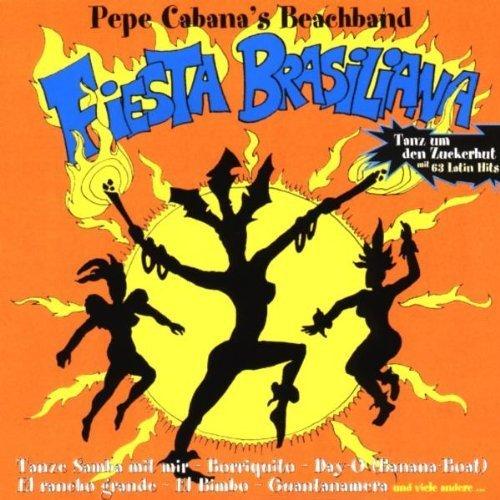 Bild 1: Pepe Cabana's Beachband, Fiesta Brasiliana (1997)
