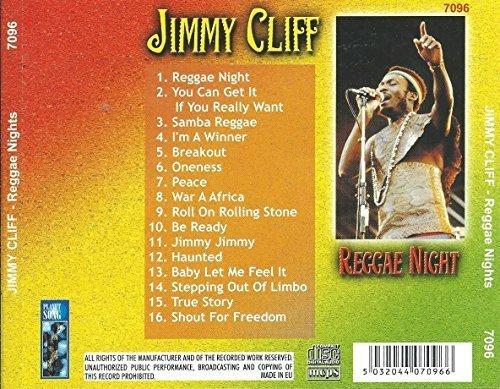 Bild 2: Jimmy Cliff, Reggae night (#planetsong7096)