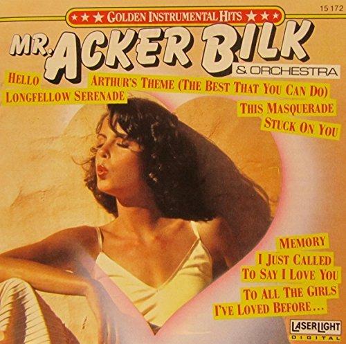 Bild 1: Acker Bilk, Golden instrumental hits
