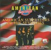American Superstars of the Seventies (RTL Radio, 1994), Jim Groce, Gladys Knight & The Pips, Melanie, Norman Connors, Sha Na Na..