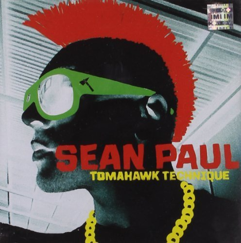 Bild 1: Sean Paul, Tomahawk technique (2012)