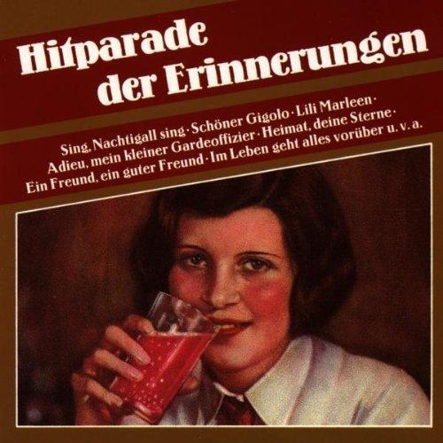 Bild 1: Hitparade der Erinnerungen 1, Melanie Holliday, Michael Geltau, Anneliese Rothenberger, Heinz Hoppe, Gilian Scalici..