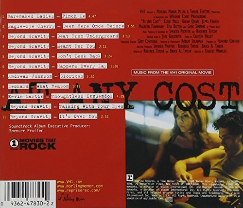 Bild 2: At any Cost (2000), Barenaked Ladies, Eagle-Eye Cherry, Kevin Martin..