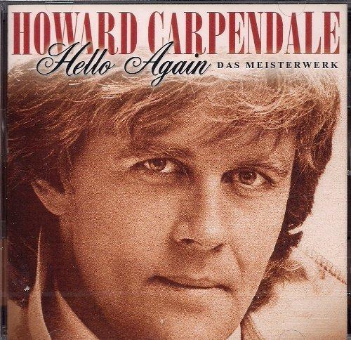 Bild 1: Howard Carpendale, Hello again (1984/2009; 20 tracks)