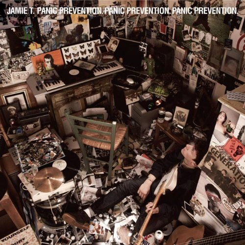 Bild 1: Jamie. T, Panic prevention (2007)