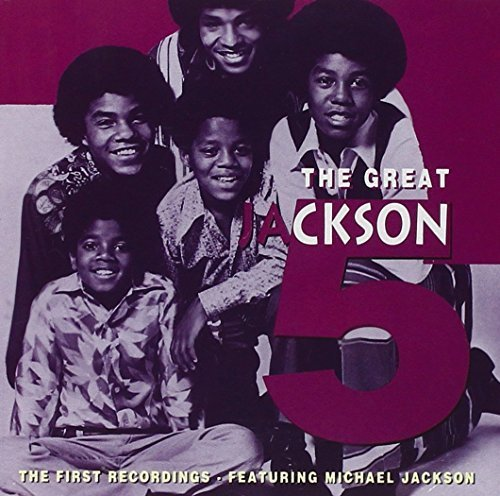 Bild 1: Jackson 5, Great (11 tracks, 1965-67/94)