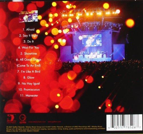 Bild 2: Nelly Furtado, Loose-The concert (2007, slidecase)