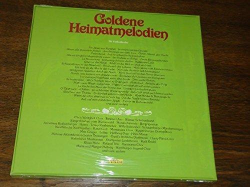 Bild 2: Goldene Heimatmelodien (6-LP), Chris Westgard Chor, Birkner-Duo, Wiener Schubertbund, Anneliese Rothenberger, Tölzer Knabenchor, Max Greger..