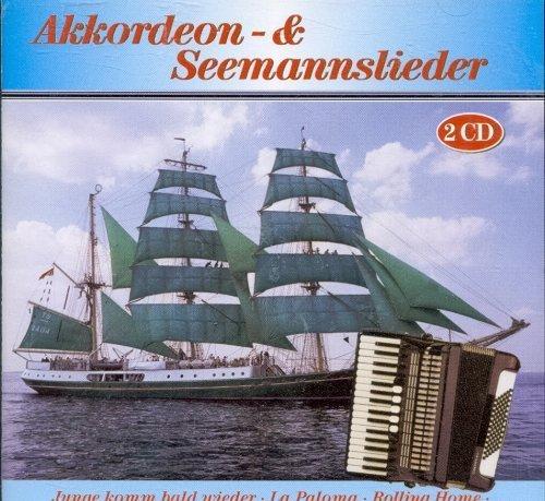 Bild 1: Andi Häckel, Akkordeon- & Seemannslieder (2006)