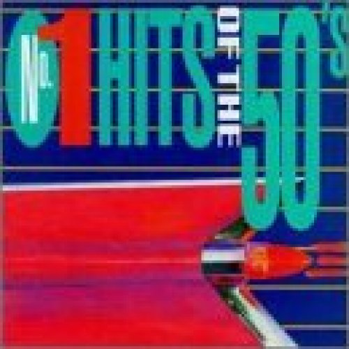 Bild 1: No.1 Hits of the 50's (1992, US), Johnny Preston, Conway Twitty, Tommy Edwards, Patti Page, Platters..