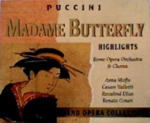 Bild 1: Puccini, Madame Butterfly-Highlights (Symphony, 1957/92) Rome Opera House Orch. & Chorus/Leinsdorf, Anna Moffo, Cesare Valletti..