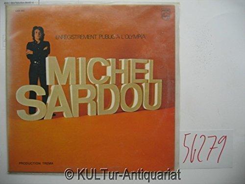 Bild 1: Michel Sardou, Enregistrement public Olympia