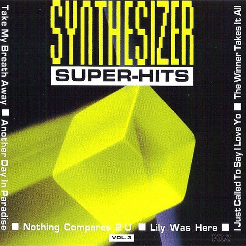 Bild 1: Russel B, Synthesizer super-hits 3 (1992)