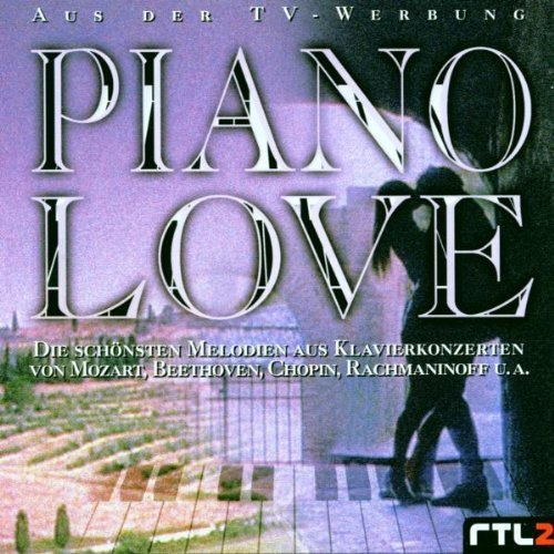 Bild 1: Piano Love (RCA Victor/BMG, 1997), Haydn, Mozart, Beethoven, Dvorak, Chopin.. Alicia de Larrocha, Gerhard Oppitz, Barry Douglas..