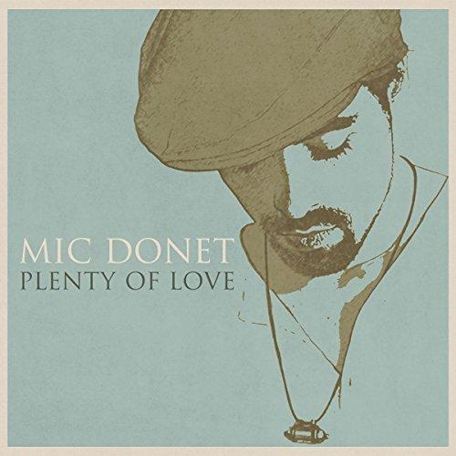 Bild 1: Mic Donet, Plenty of love (2012)