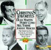 Christmas Favorites (1992, US), Bing Crosby, Mel Tormé, Perry Como, Frank Sinatra, Buddy Clark..