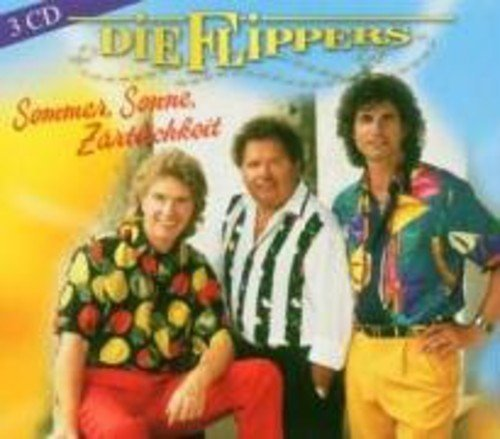 Bild 1: Flippers, Sommer, Sonne, Zärtlichkeit (2004, BMG/AE)