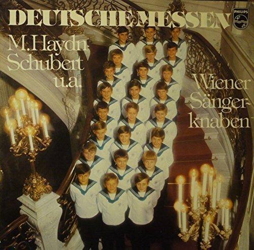 Bild 1: Wiener Sängerknaben, Deutsche Messen (M. Haydn, Schubert..)