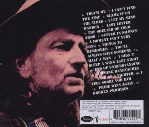 Bild 2: Willie Nelson, Building heartaches (compilation, 17 tracks, 2003)