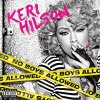 Keri Hilson, No boys allowed (2011; 18 tracks)