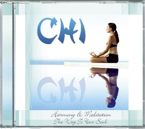 Bild 1: Dave Miller, Chi-Harmony & meditation (2003, & Dragon Ensemble)
