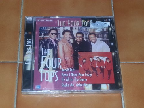 Bild 1: Four Tops, Baby I need your loving (#planetsong7032)
