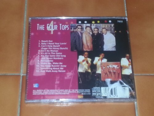 Bild 2: Four Tops, Baby I need your loving (#planetsong7032)