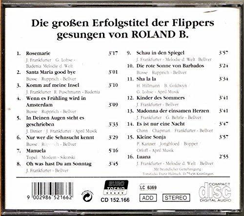 Bild 2: Roland B., 25 Jahre Flippers