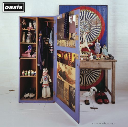 Bild 1: Oasis, Stop the clocks (compilation, 2006)