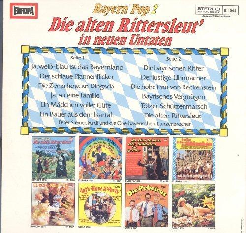Bild 2: Bayern Pop 2-Die alten Rittersleut in neuen Untaten, Peter Steiner, Ferdl, Die oberkrainischen Lanzenbrecher