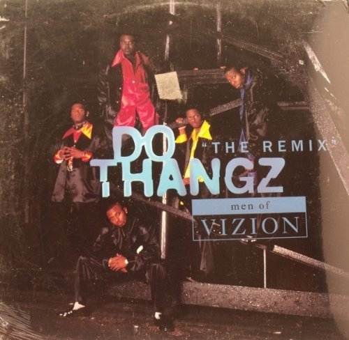 Bild 1: Men of Vizion, Do thangz (US, Main Pass Remix, 6 versions, 1996)
