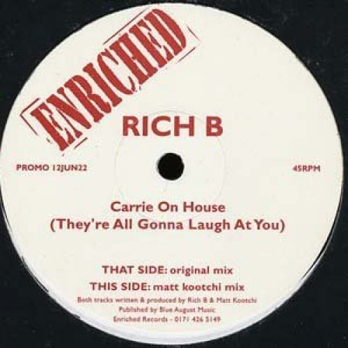 Bild 1: Rich B., Carrie on house (UK, 1997)