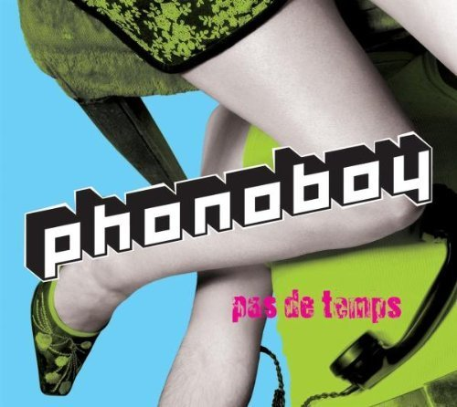 Bild 1: Phonoboy, Pas de temps (2007; 2 tracks)