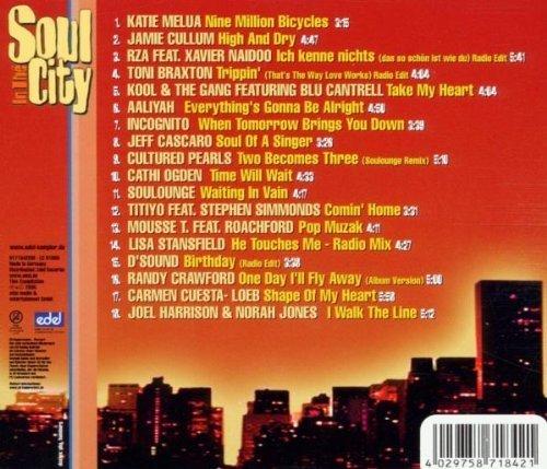 Bild 2: Soul in the City (2006), Katie Melua, Jamie Cullum, RZA feat, Xavier Naidoo, Toni Braxton, Aaliyah..
