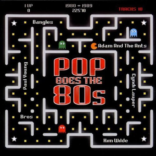 Bild 1: Pop goes the 80s (2001, Demon), Bangles, Men At Work, Cyndi Lauper, Kajagoogoo, Tiffany, Bros, Jane Wiedlin..